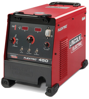 Flextec 450 multiprocess welding