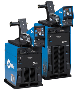 Welding power supply boasts integrated data-monitoring