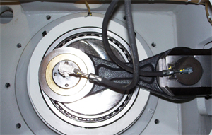 hydraulic press technology and servo-driven ram technology