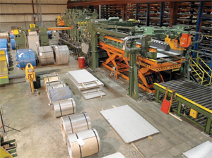 Stainless Steel fires up new CTL Line