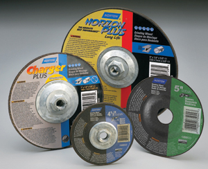 Norton/Merit flap and fiber discs