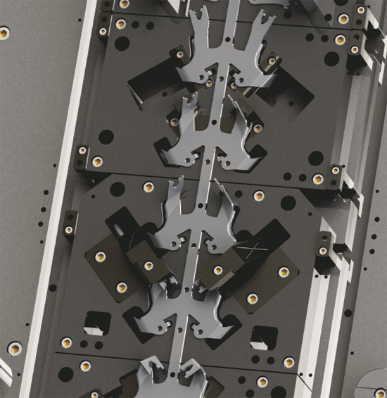 Software For 3D Die Design And Flattening