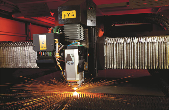 Previews Fiber Laser Cutting System Cuts Processing Time