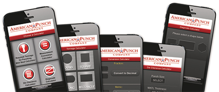 American Punch punching-tonnage app