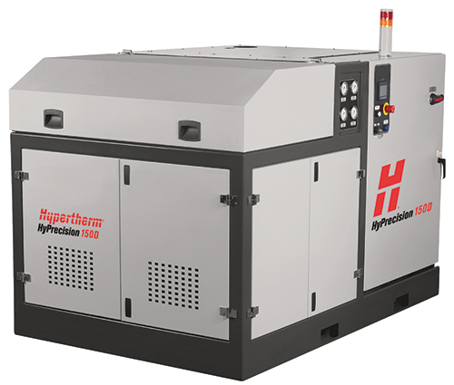 HyPrecision line of waterjet-cutting pumps