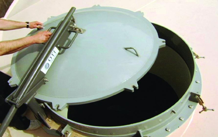 Omax Collision Sensing Terrain Follower accessory