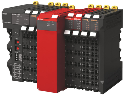 NX series safety controllers Omron Automation