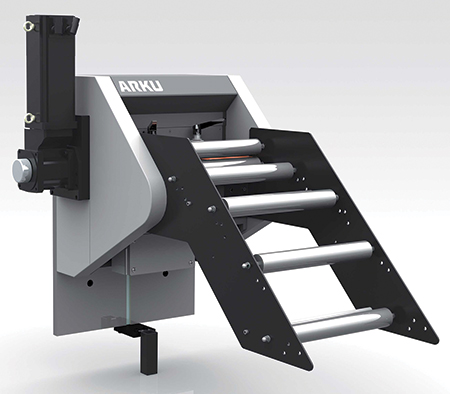 Arku Coil Systems servo press feed