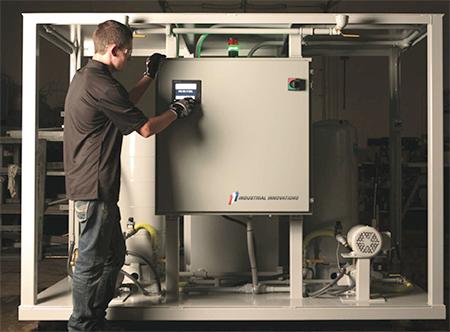 Industrial Innovations Die lubrication