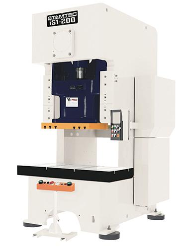 Stamtec servo press production system