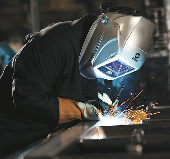 Integrated Welding Systems