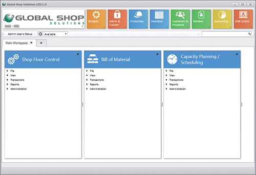 Document control ERP module Version Managment System