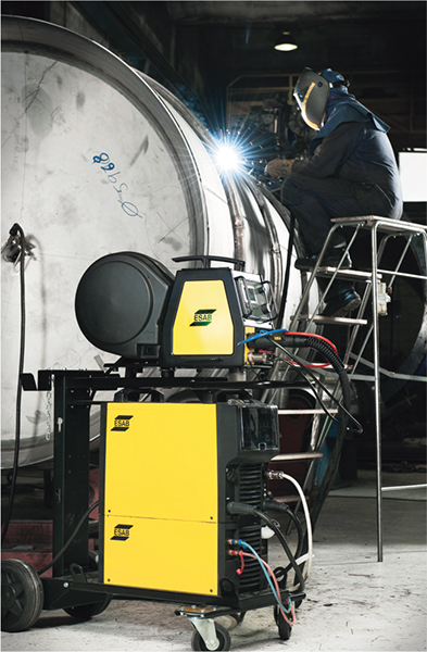 Esab Welding  power source