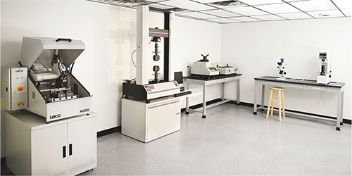 metallurgical lab