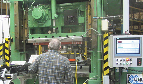 Minster automatic press