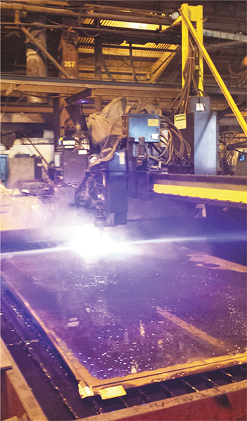 Loveman Steel employs a stable of plasma- and oxyfuel-cutting tables to provide unique fabrications quickly to a diverse customer base.