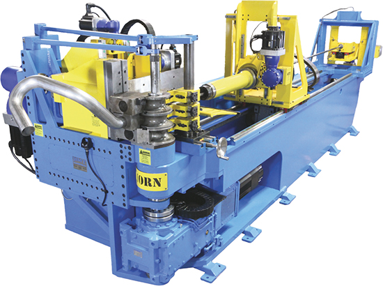 Horn Machine CNC Tube Benders