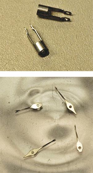 Miniature parts
