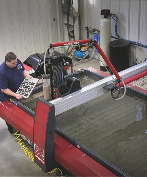 Waterjet Machine