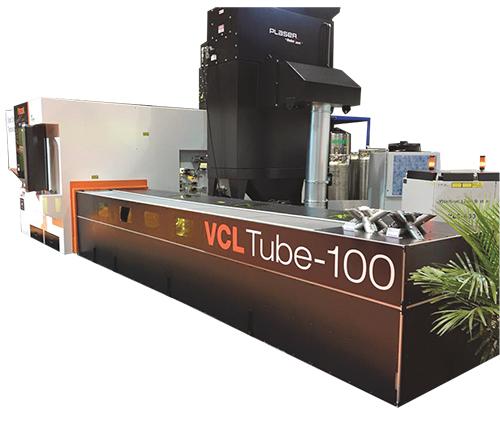 Mazak VCL Tube 100