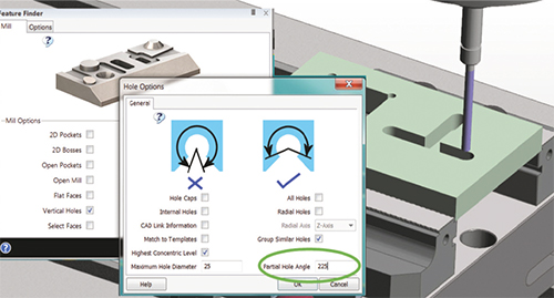 Software for Manufacturing - Manufacturing Software Boasts Milling