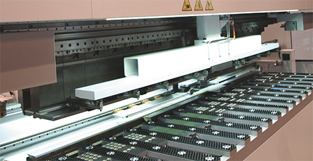 Trumpf panel bending