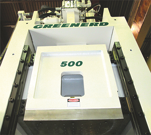 Articles - Hydraulic Presses--Better Speed, Control and