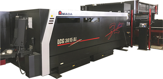 70016ec7b692 Articles - 6-kW Fiber Laser Moves the Tipping Point