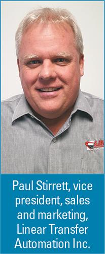 Paul Stirrett