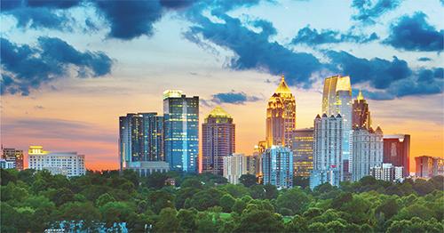 Atlanta, Georgia, FABTECH 2018