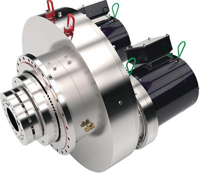 machine-tool drivetrain components