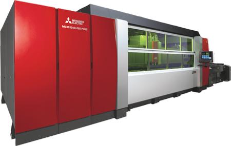 MC Machinery Systems fiber laser machine