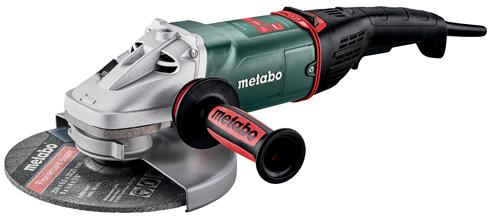 Metabo safety brake grinders