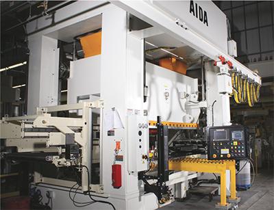 stamping as cellular manufacturing