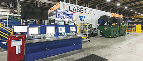 laser blanking systems