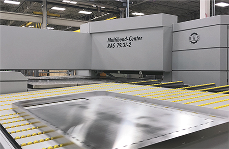 Multibend Center RAS 79.31.2