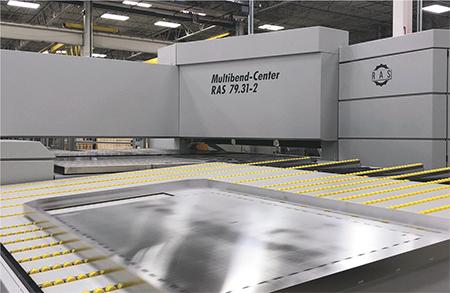 Multibend Center RAS 79.31.2