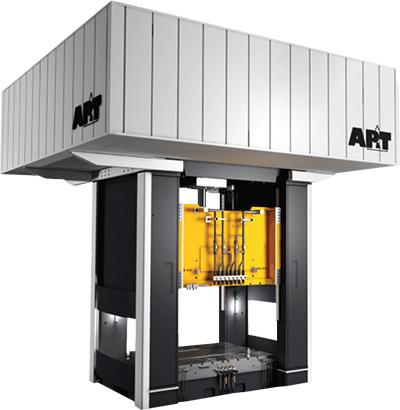 AP&T servohydraulic presses