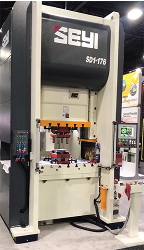 Seyi SD1-176 servo press