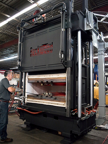 Hydraulic Presses Better Than Ever image