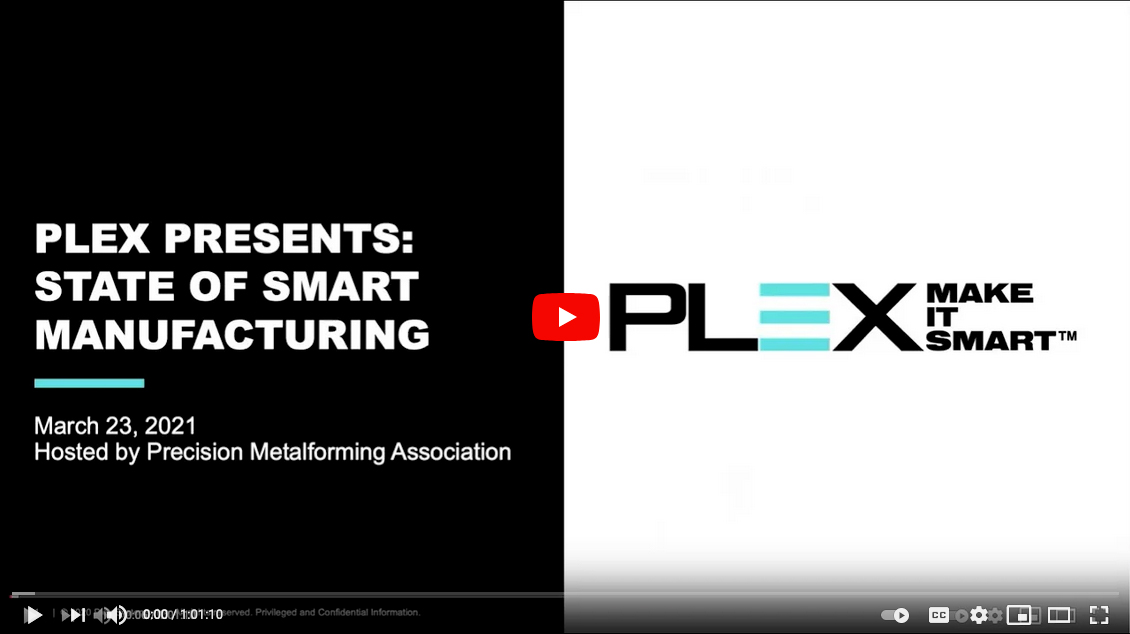 Plex webinar