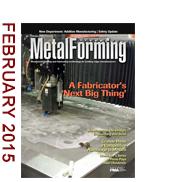February 2015 MetalForming