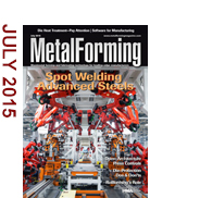 July 2015 MetalForming magazine
