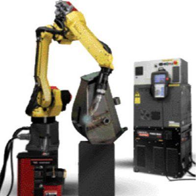 Complete Robotic-Welding Package