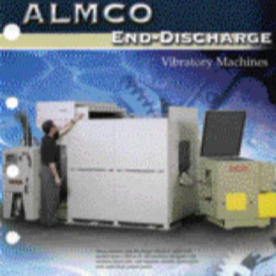 End-Discharge Finishing Machines