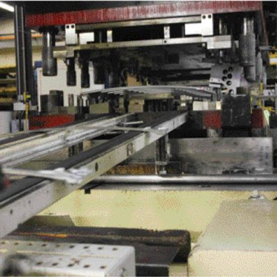 Inline Inspection Counts on Custom Conveying