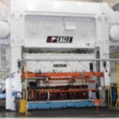 Custom Mechanical and Hydraulic Presses