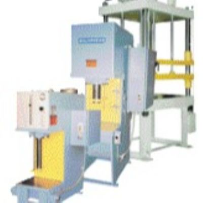 Hydraulic Presses from 1 to 1000 Tons