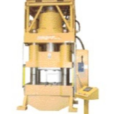 Hydraulic Presses to 1500 Tons