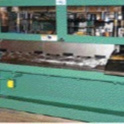 Lube Systems, Conveyors, Press Guards